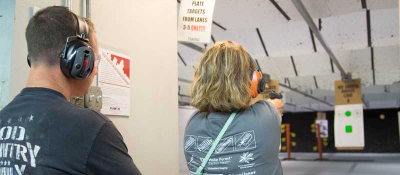 Gun Classes in Winston-Salem, NC