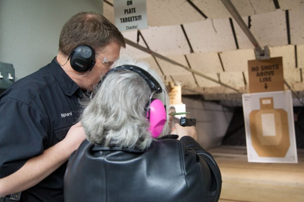 Firearm Training in Winston-Salem, NC