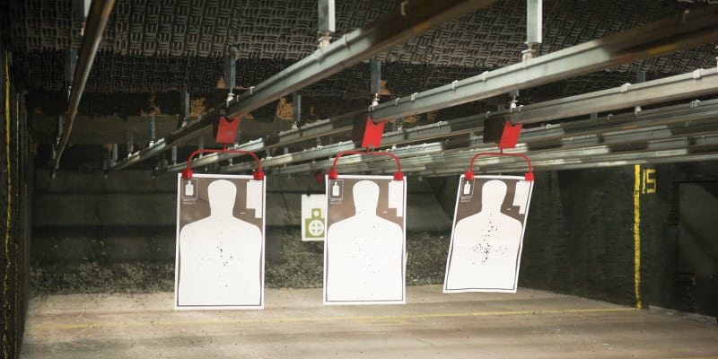 Indoor Shooting Range in Winston-Salem, North Carolina