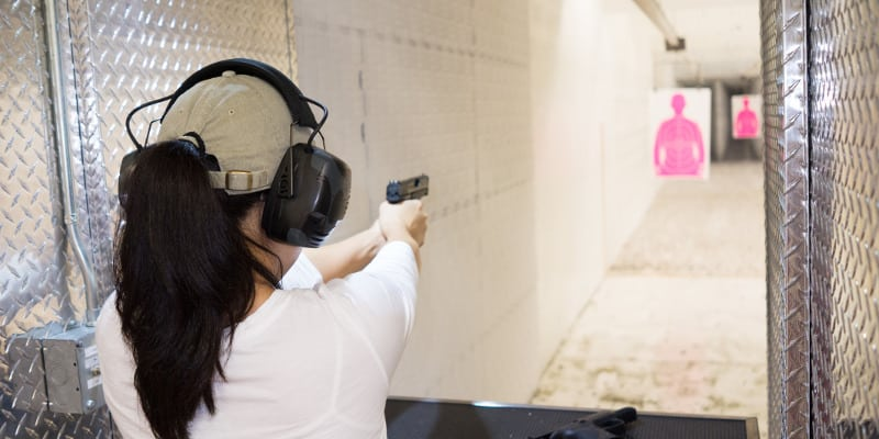 Shooting Range in Winston-Salem, North Carolina