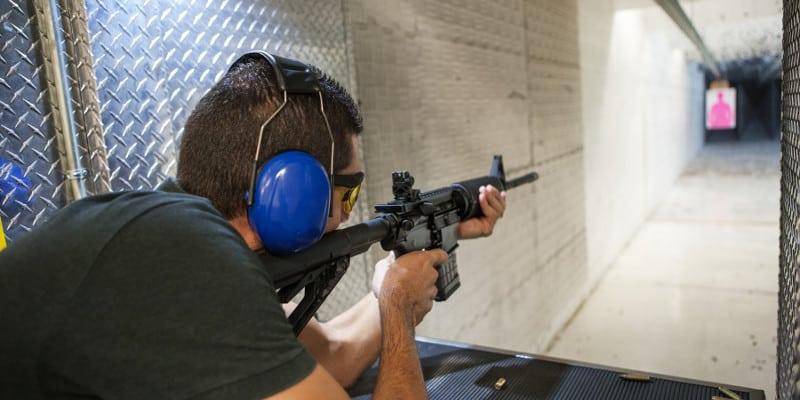 Shooting Ranges Near Me, Winston-Salem, NC | ProShots