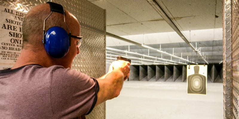 Gun Range in Winston-Salem, North Carolina