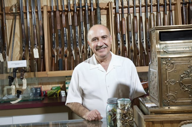 Feeling at Home with Guns: Gun Store Propriety & Protocols