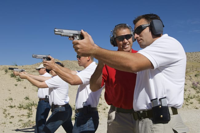 3 Benefits of Firearms Beginner Training