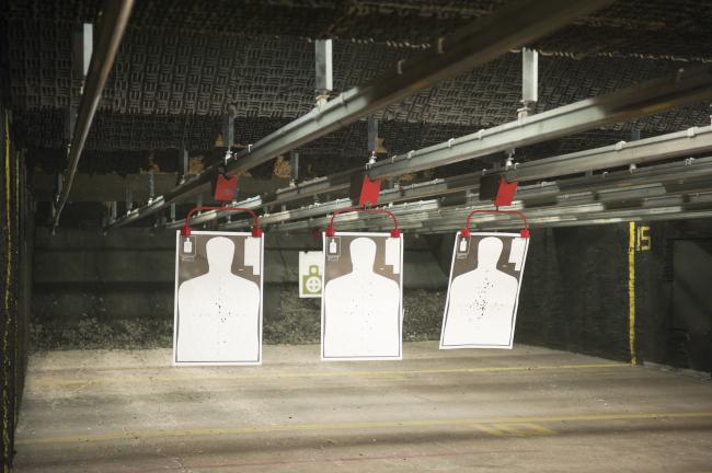 Polish Up Your Shooting Skills on an Indoor Gun Range