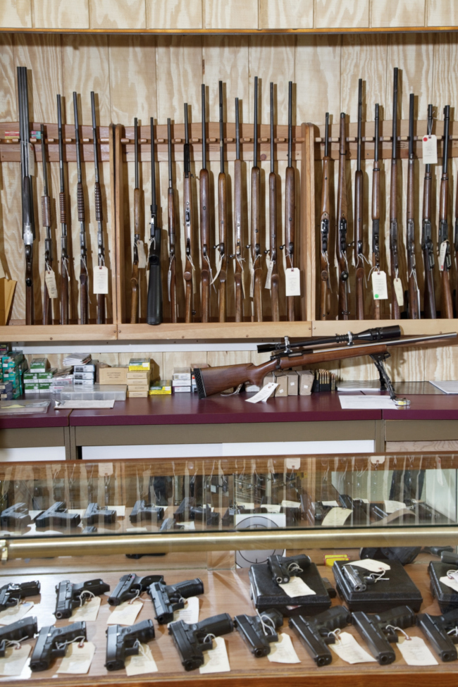 Find Everything You Need at the Gun Shop