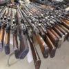 Firearms in Walkertown, North Carolina