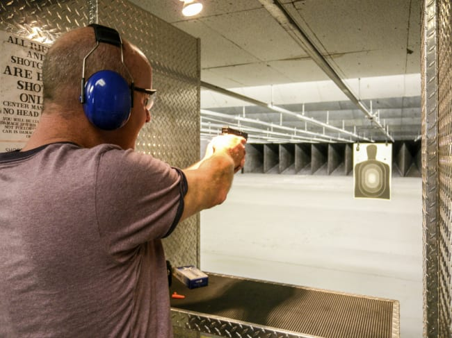 "Choosing Between ""Shooting Ranges Near Me"""