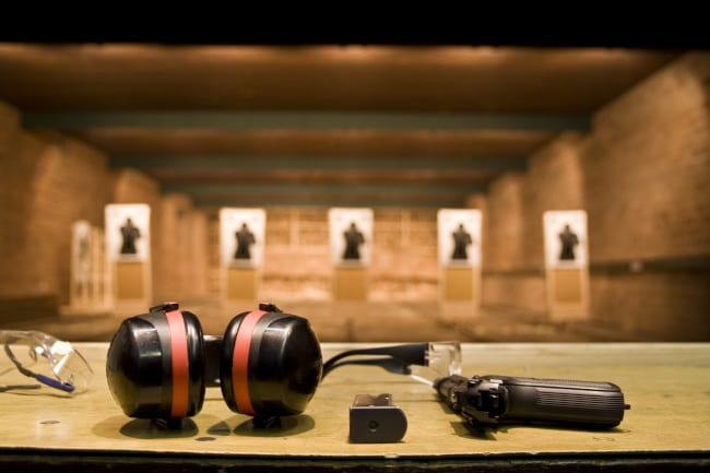 5 Rules for the Gun Range