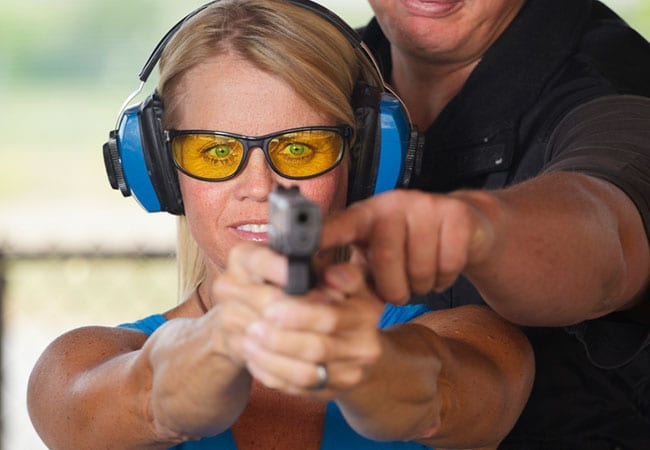 Learning to Shoot: Why a Gun a Range is the Best Place to Go