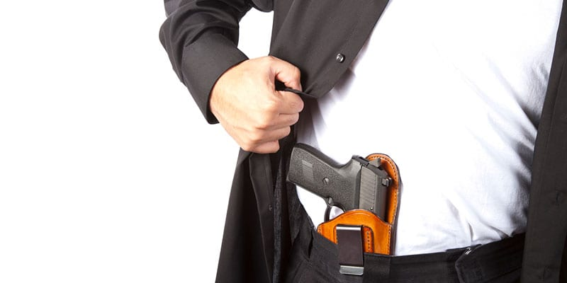 Why You Should Concealed Carry