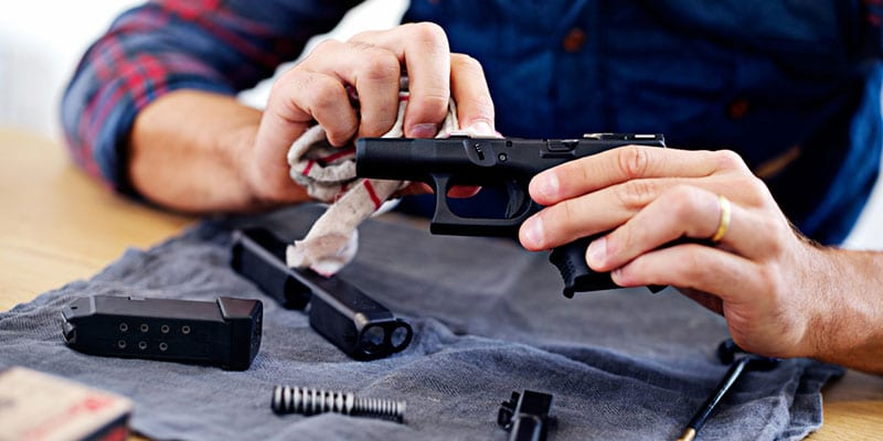 Reasons to Perform Gun Cleaning Regularly